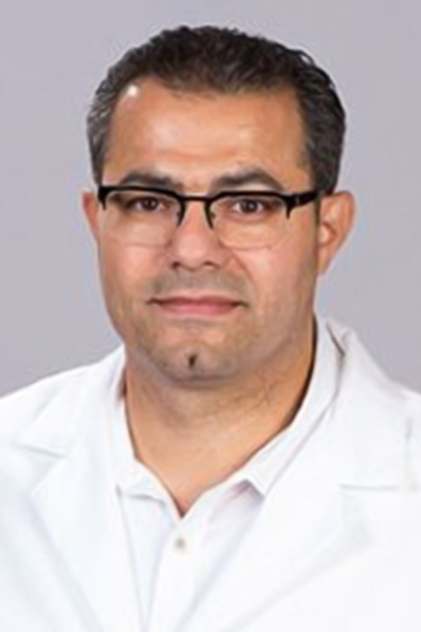 Nazeeh Abunasra, DMD Maxillofacial and Oral Surgeon
